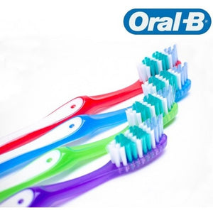 Oral-B 12 Pack - Shiny Clean Soft 35 Toothbrush Set