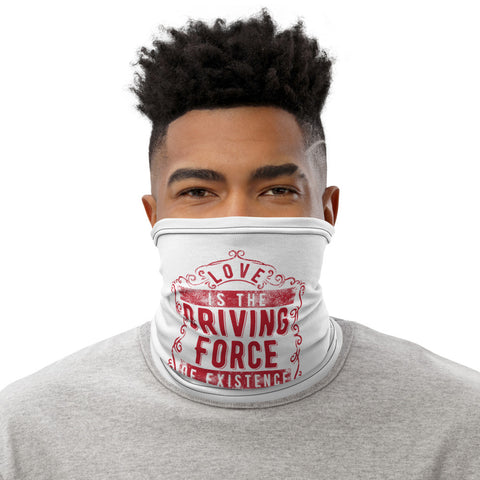 Face Mask - Love is the Driving Force of Existence