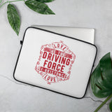 Love - The Emblem - (Laptop Sleeve - 2 sizes)