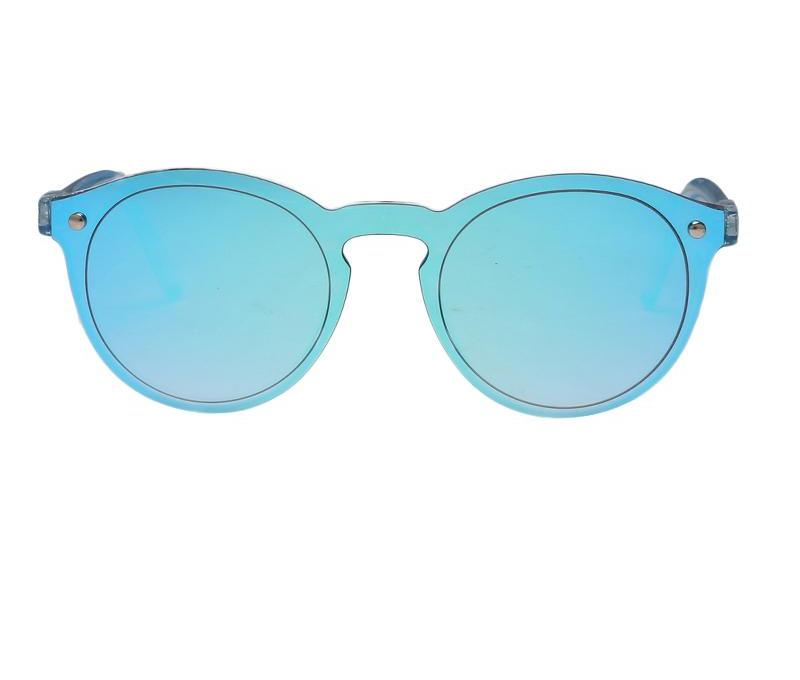 Retro Reflective Mirror Sunglasses