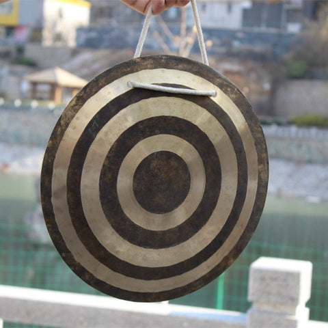 16'' Wind Gong with a Free Mallet (without stand)