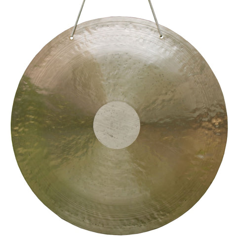 "38"" Wind Gong for Sound Therapy and Sound Meditation"