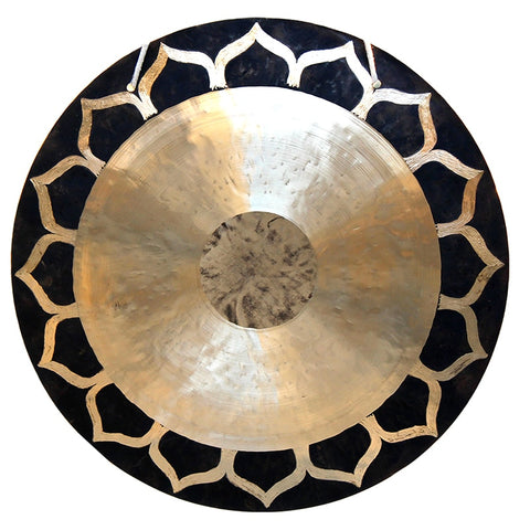 22'' Lotus Wind Gong for Sound Therapy and Sound Meditation