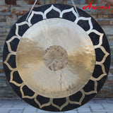 28'' Deep Wave Lotus Wind Gong with a Free Mallet (without stand)