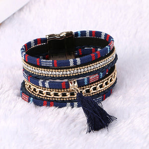 Open image in slideshow, Fashionable Bohemian Colorful Bracelet