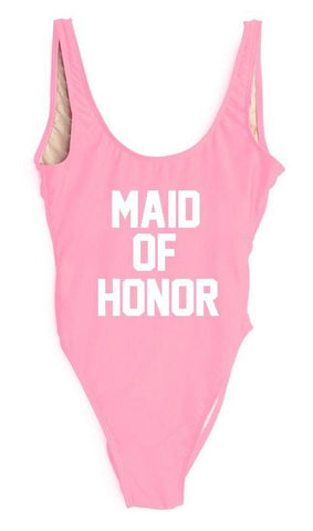 Maid of Honor - One Piece Love