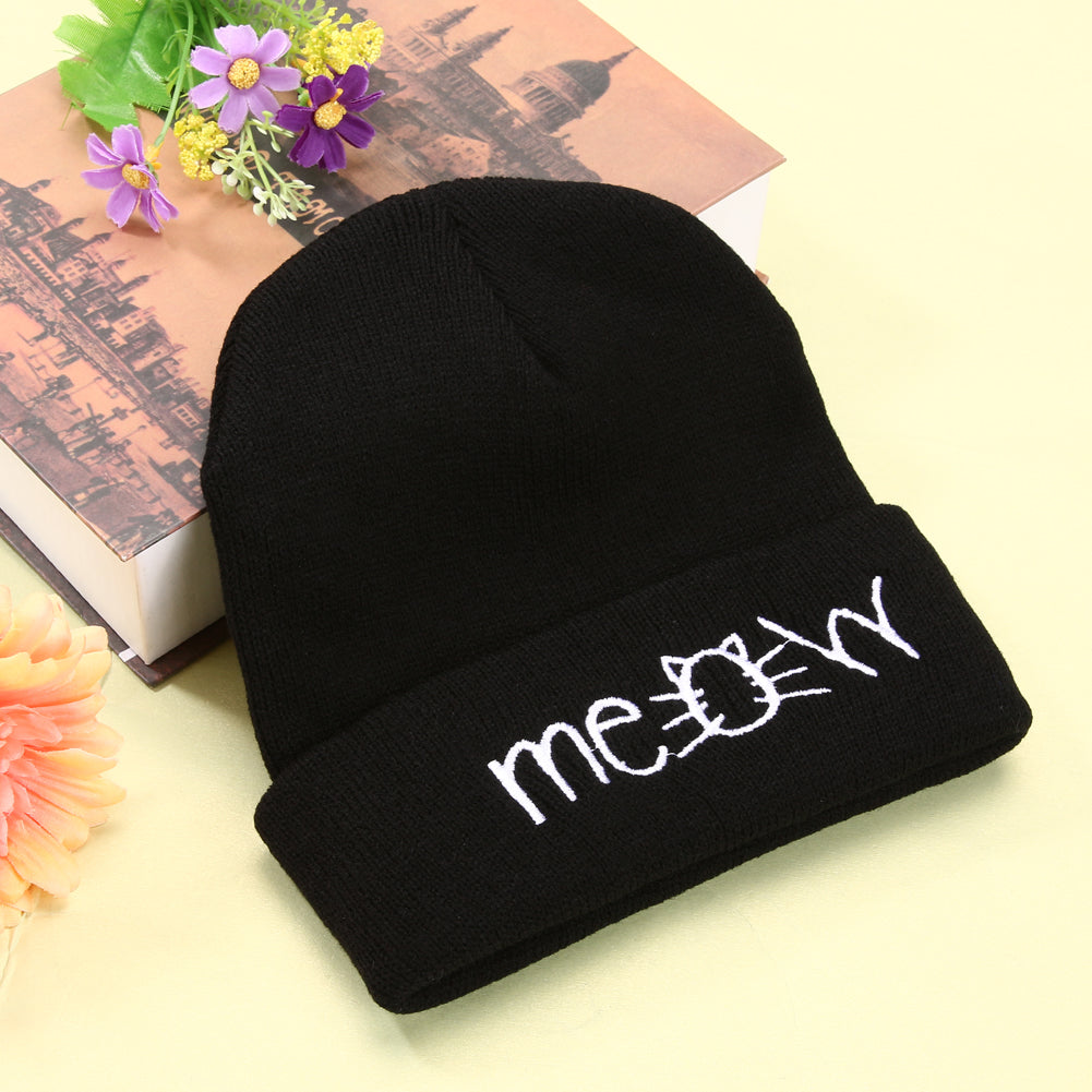 How cute is this MEOW Cap !!
