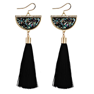 Open image in slideshow, Vintage Women Bohemian Earrings