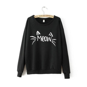 Open image in slideshow, Meow Hoodie