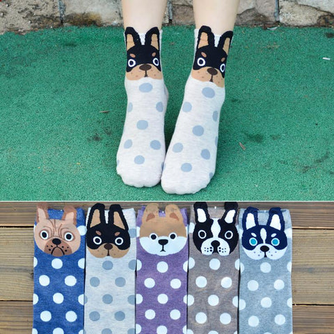 Trending Spring Hugger Socks - Frenchie Gear Collection