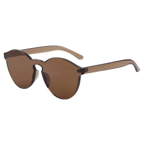 Flat Color Sunglasses