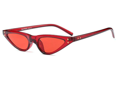 Thinnest Cat Eye Sunglasses