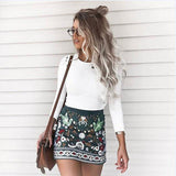 My Favorite Mini Skirt !