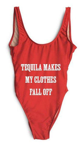 Tequila Makes My Clothes Fall Off - One Piece Love