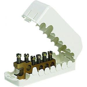 MIHQ092 5-Pole Earth Bus-Bar Departures Splitter