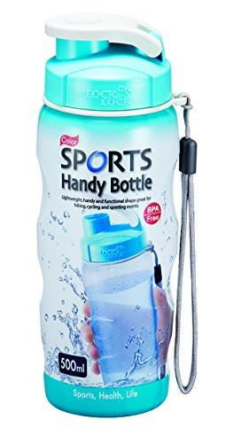 500ml Colour Sports Handy Bottle with Carry Strap