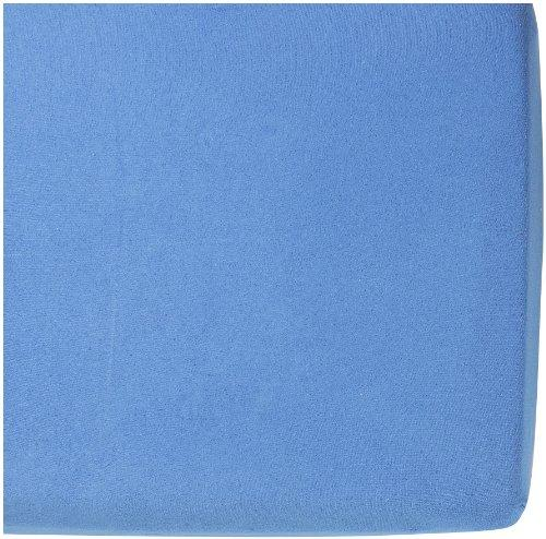BOLIN BOLON 1154701011500 Cover for Baby Changing Mat Sponge 100 % Cotton Sweat-Resistant 80 x 53 cm Blue