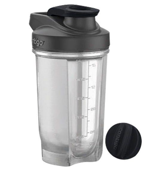 "Contigo ""Shake and Go Fit"" Shaker - Black, 20 oz"