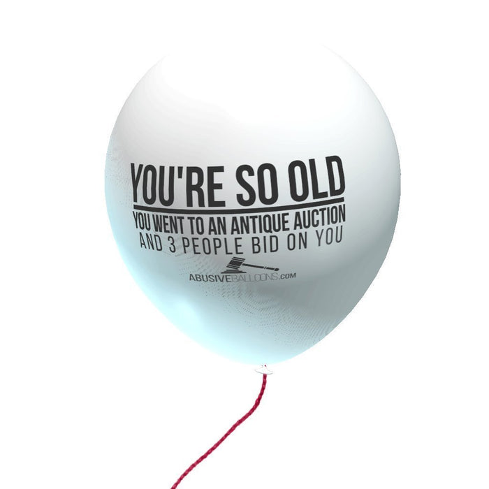 Abusive Balloon, Large