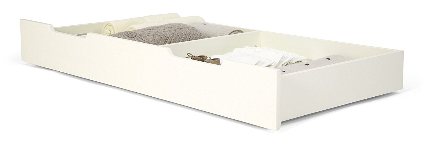 Mamas & Papas Undercot Storage and Cot Top Changer (Ivory)