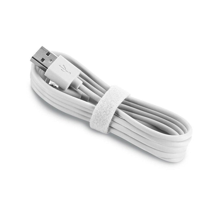 Aiino Micro USB to USB Reversible Charge and Sync Cable - White