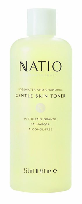 Natio Rosewater and Chamomile Gentle Skin Toner 250ml