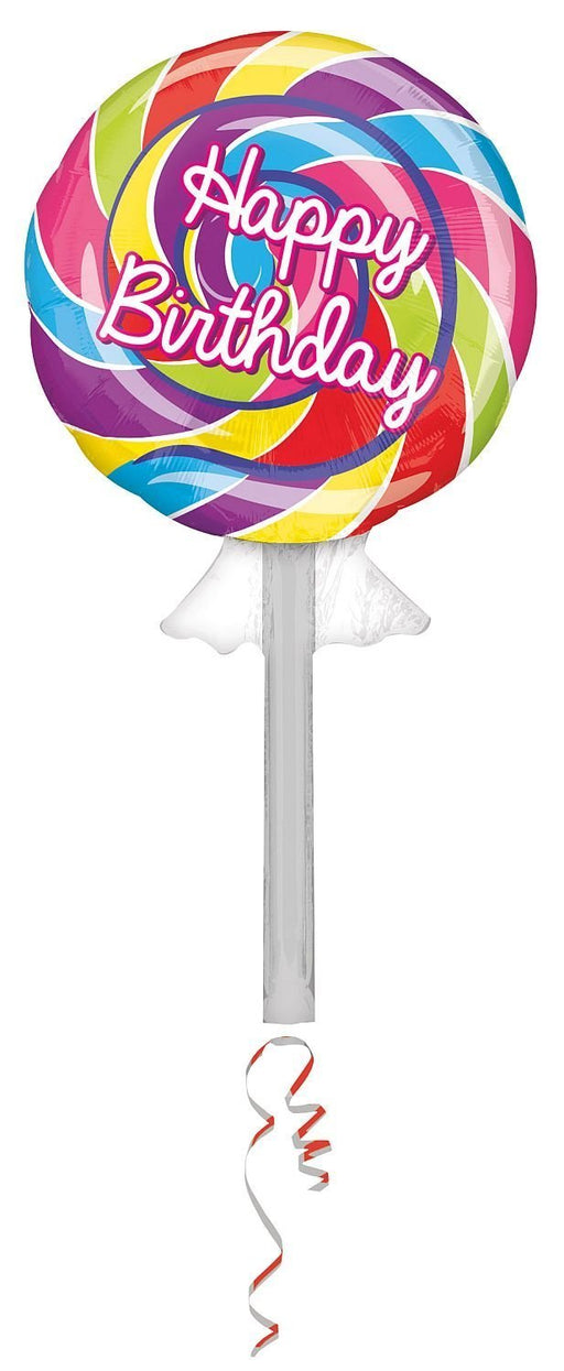 Amscan 21/ 53 x 42/ 106 cm Very Sweet Day Super Shape Foil Balloons