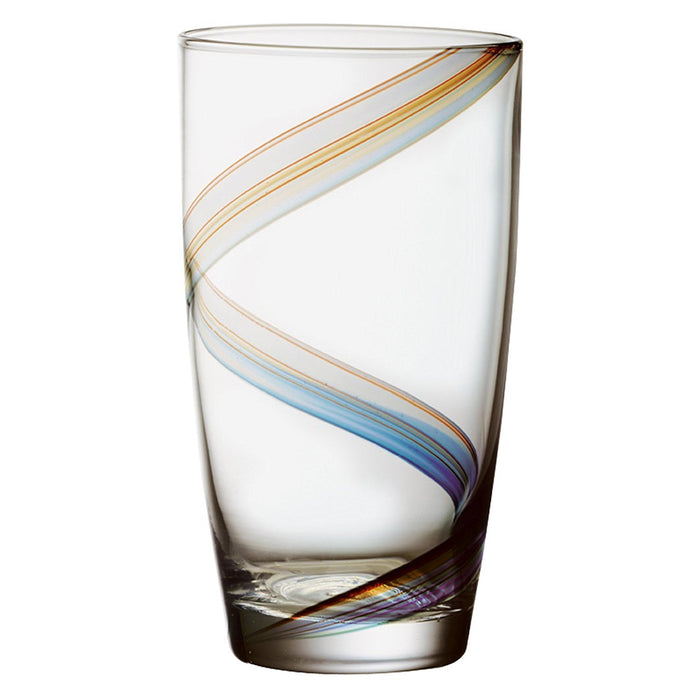 Anton Studio Designs Arc Hiball Tumblers, Clear, Set of 2
