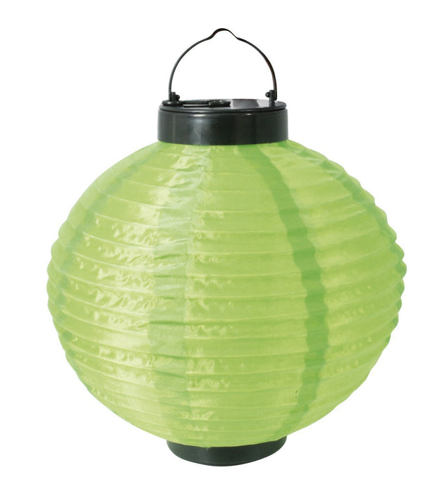 Decorative Solar Lampion 401966 / Green