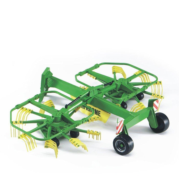 02216 Krone Dual-Rotary Swath Windrower