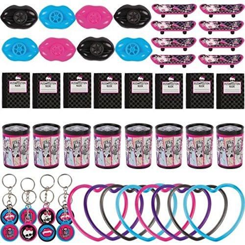 Amscan Monster High Favour Pack (48 Pieces)