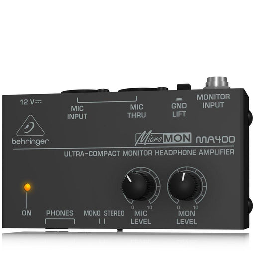 Behringer MA400 Monitor Headphone Amplifier