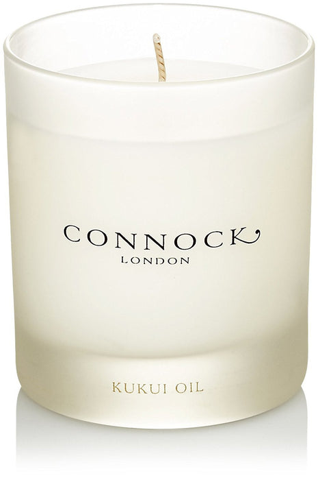 Connock London Kukui Oil Fragranced Candle 222 g