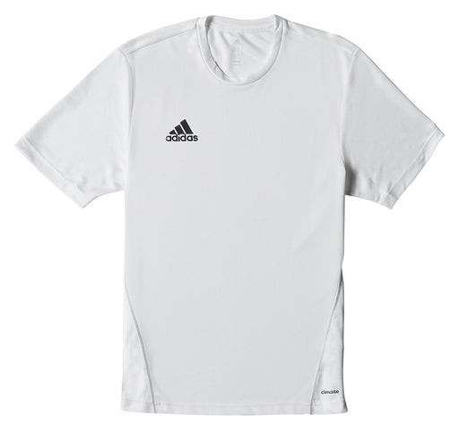 adidas Core 15 Men's Jersey, Mens, Core 15, white / black, FR : L (Taille Fabricant : L)