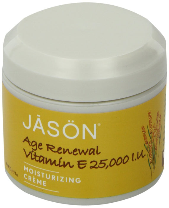 Jason Natural Age Renewal Vitamin E 25,000 I.U 4oz