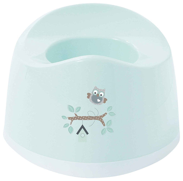 bébé-jou 1022736 - potty seats (Blue, Thermoplastic elastomer (TPE))
