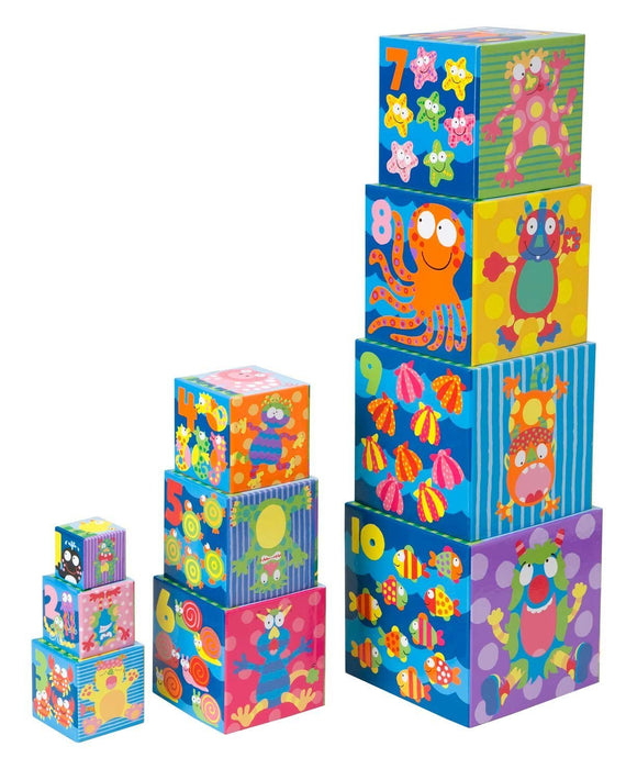 Alex Toys Early Learning Match and Stack Little Hands