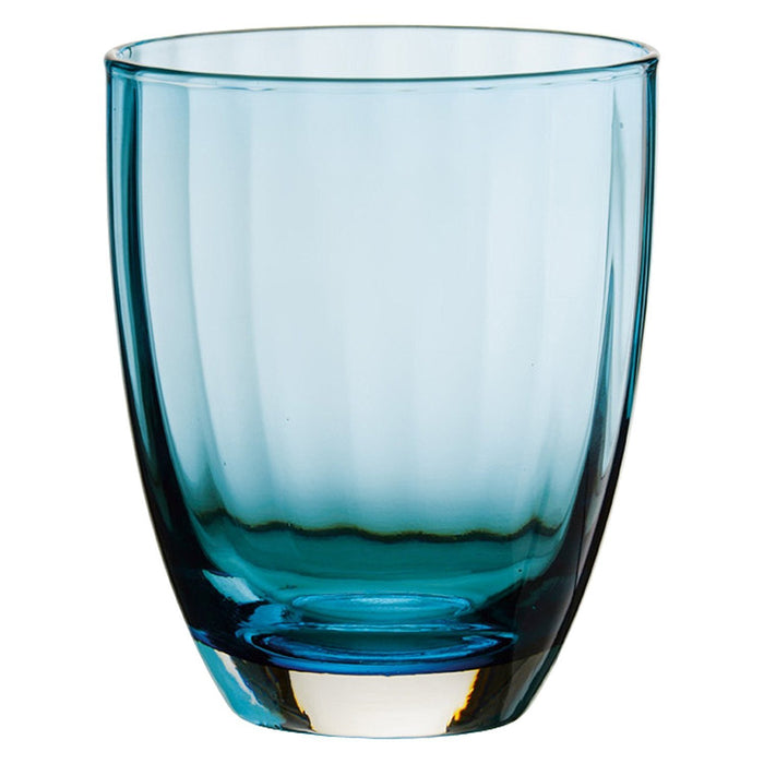 Anton Studio Designs Aurora DOF Tumblers, Blue, Set of 2