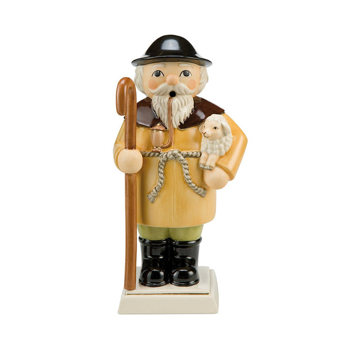 "'Goebel 66871708 ""Traditional Incense Smoker Figurine, 10 x 8 x 20 cm"
