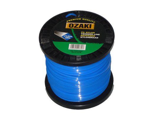 Ozaki Square Nylon Thread- 30 Metres (Diameter: 4mm)