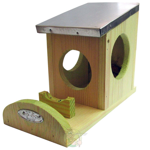 Fallen Fruits Squirrel Peanut Butter Feeder
