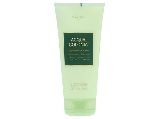 4711 Acqua Colonia Unisex Bodylotion, Blood Orange and Basil 200 ml
