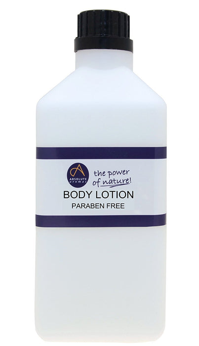 Absolute Aromas Body Lotion  Parabens Free  1 Litre