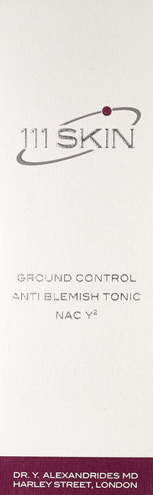 111SKIN NAC Y2 Ground Control Anti-Blemish Tonic 100 ml
