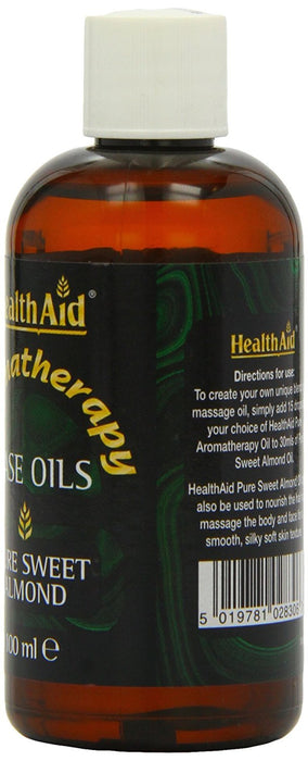HealthAid Almond (Sweet) Oil 100ml