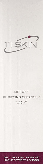111SKIN NAC Y2 Lift Off Purifying Cleanser 120 ml