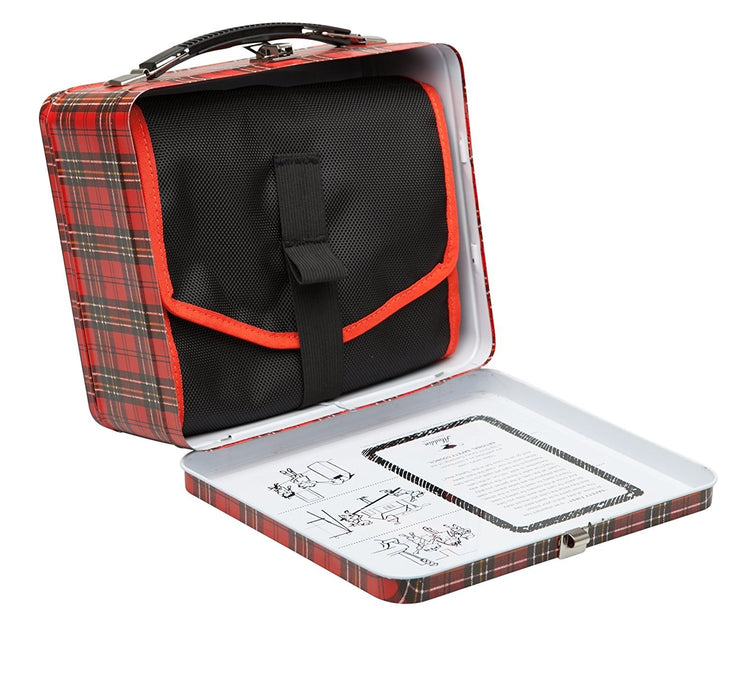 Aladdin Heritage Plaid Lunch Kit