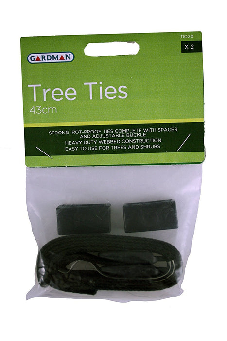 Gardman Tree Ties – Pack of 2