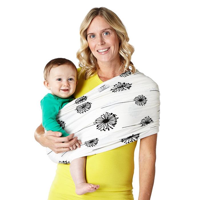 Baby K'Tan Baby Carrier (X-Small, Dandelion Cotton)