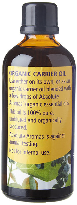 Absolute Aromas Organic Almond Sweet Carrier Oil